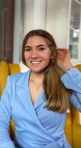 Josefine Antonia Schulte, Studentin Rechtswissenschaften aus Berlin
